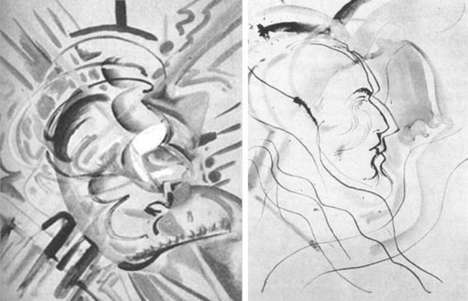 Drugged-Out Drawings