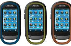 Slick GPS Devices - The Magellan Explorist Catches Up to the iPhone Generation