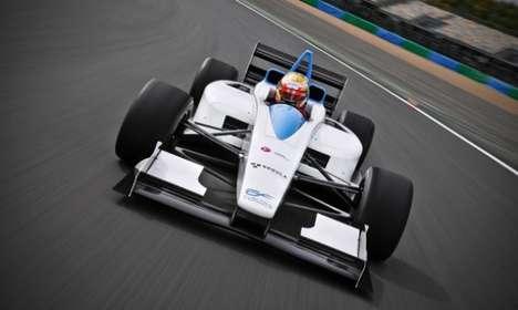 Electrified Race Cars