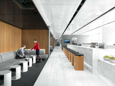 Luxury Airport Lounges - Cathay Pacific opens The Cabin at Hong Kong International