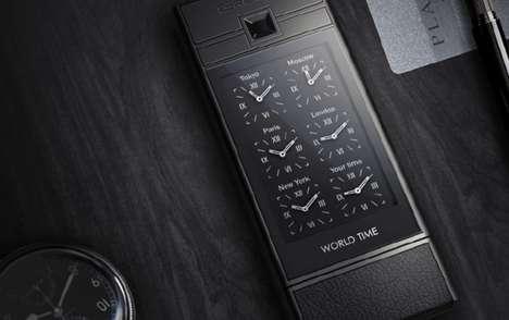 Swanky Chrono Cellphones