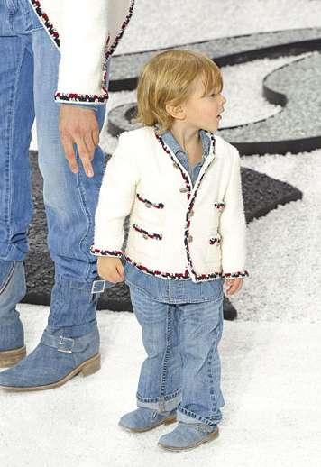 Toddler Runway Models