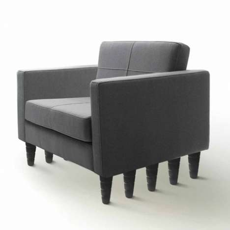 Multi-Legged Seats