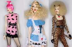 Fierce Fashionable Costumes - The Patricia Field Halloween 2010 Collection is Super Stylish