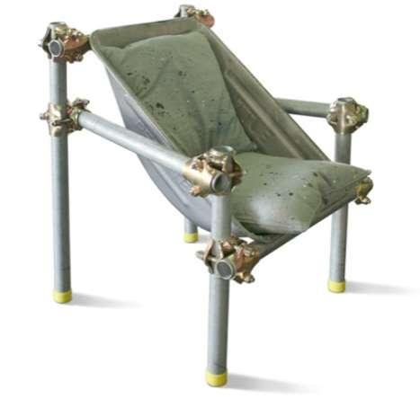 Steel Pipe Seating