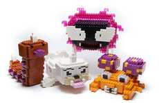 Building Block Anime - Bring Back the Retro Cartoons with These LEGO Pokemon Monsters