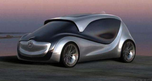 Futuristic Luxury Taxis