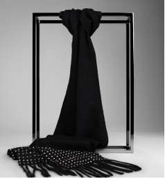 Edgy Studded Scarves