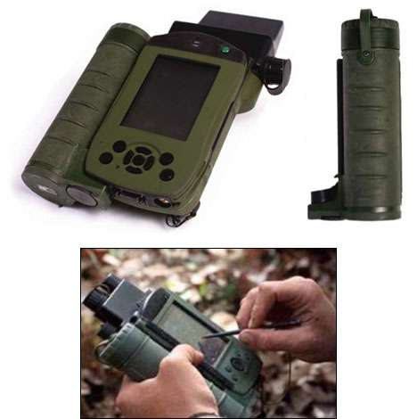 Rugged Military PDAs