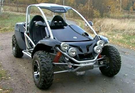 Biomass-Powered Cars