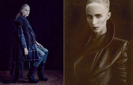 Historically Modern Fashiontorials