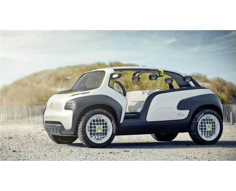 23 Kickass Citroen Cruisers