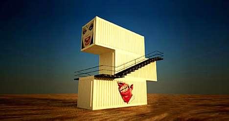 Freight Box Housing