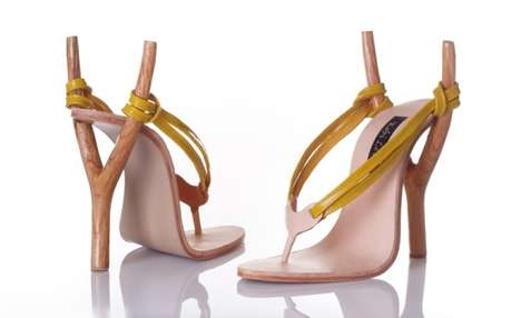 These Kobi Levi Slingshot Shoes are Strikingly Fierce