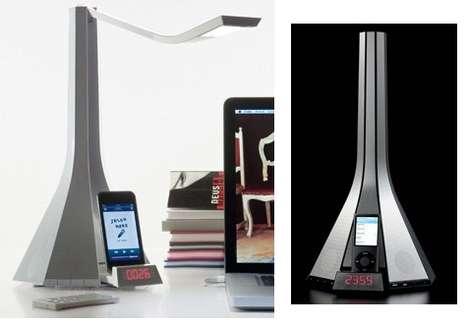 iPod-Charging Lights