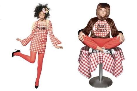 Cuisine Couple Costumes