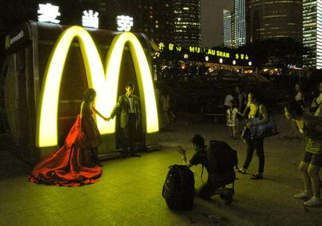 Fast Food Weddings - McDonald's in Hong Kong Will Host Weddings