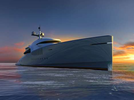 The Claydon Reeves Remora 80 Superyacht is Aesthetically Pleasing