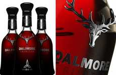 $160,100 Luxury Liquors - The 'Dalmore 64 Trinitas' is the World's Most Expensive Scotch Whiskey