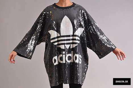 Athletic Disco Shirts