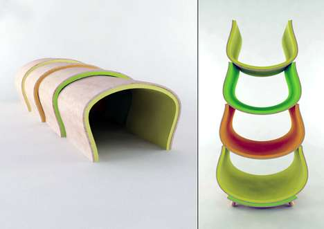 Modular Children's Furniture
