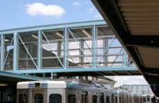 Power-Generating Subway Stops - Energy from Train Brakes to Fuel Philadelphia Grid