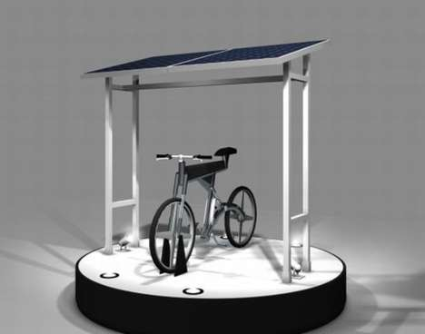 Solar-Powered Cycles