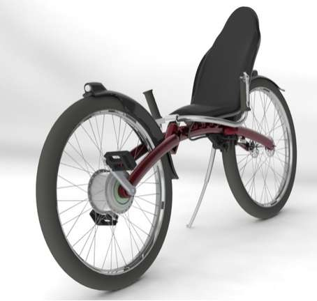 Comfortably Minimal Bicycles