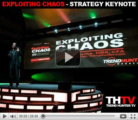 Innovation Keynote by Jeremy Gutsche - Trend Hunter CEO's 30 Minute Keynote Vid