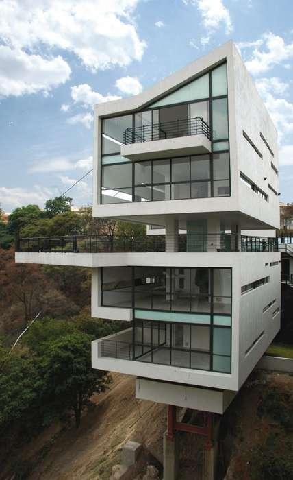 Building Block Abodes