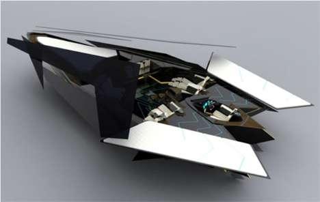 Hardtop Convertible Yachts