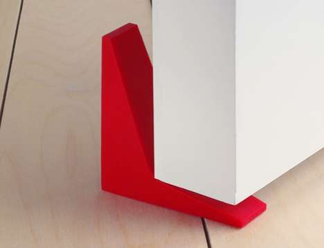Double-Sided Doorstops