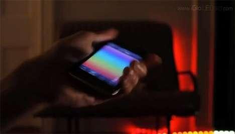 Smartphone Rave Lights