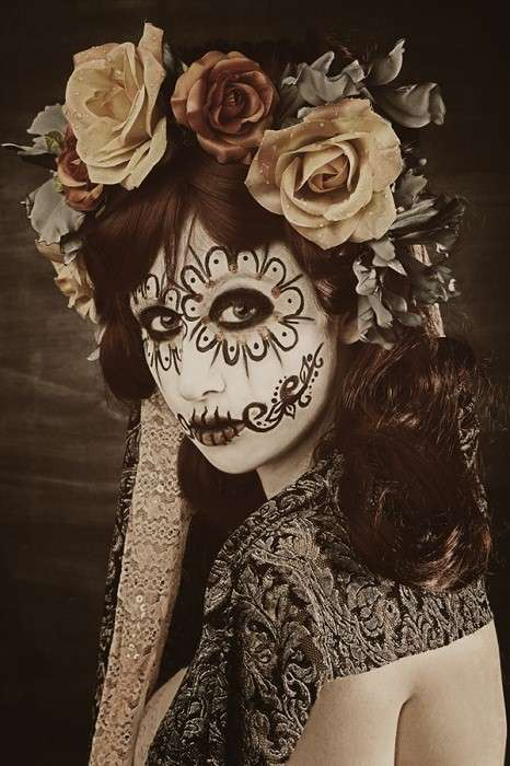 Deathly Spooktography - Celebrate Day of The Dead with these Raised from the Grave Beauties