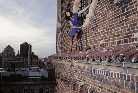 Precariously Placed Photography