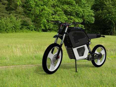 Fuel Cell-Powered Bikes
