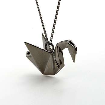 Intricate Origami Accessories - Fierce Folded Jewelry by Designers Claire & Arnaud