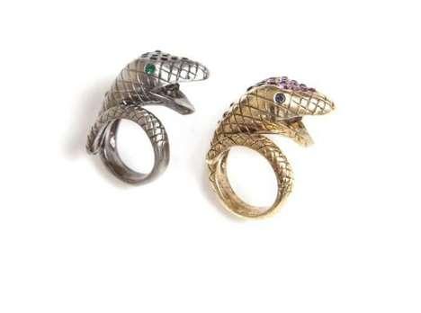 Reptilian Rings
