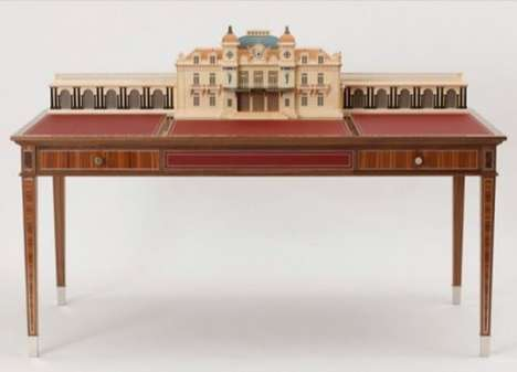 Architectural Writing Desks