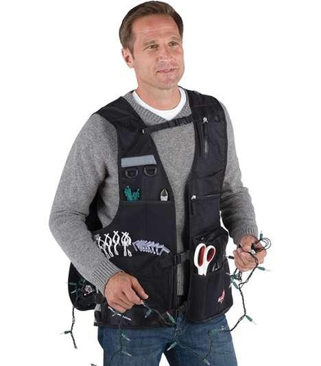Christmas Utility Vests