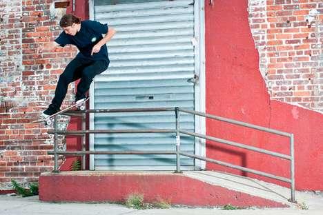 Skateboard Trick Lookbooks