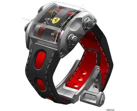 17 Automotive Watches
