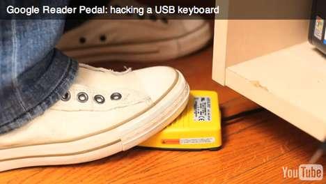 DIY PC Pedals