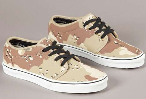 Desert Storm Skate Shoes