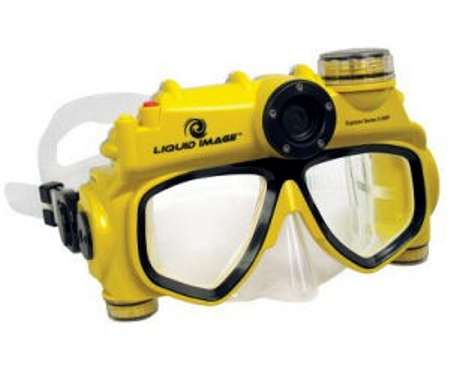Wearable Underwater Cameras