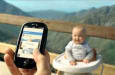 Speeding Babies - HP 'Happy Baby' Commercial Promotes ePrint Convenience