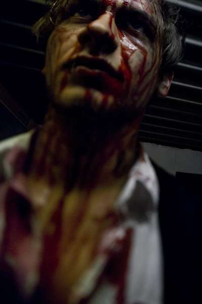 Blood-Soaked Close-Ups