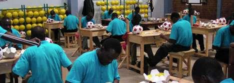 African-Made Soccer Balls