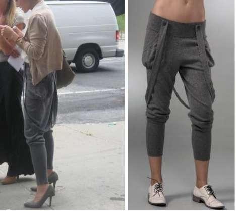 Upscale Jogging Pants