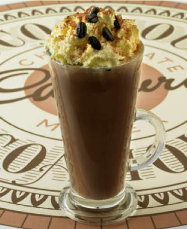 Delectable Chocolate Cafes